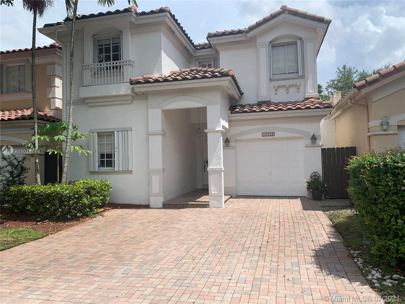 10928 NW 69th St  For Sale A11074686, FL