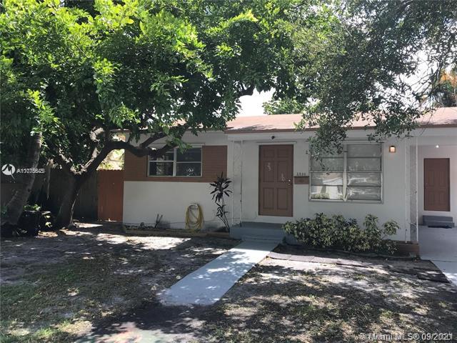 2530  Roosevelt St  For Sale A11075645, FL