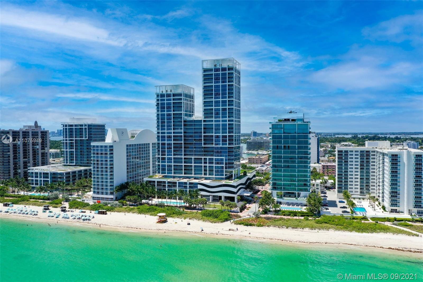 6899  Collins Ave #2208 For Sale A11075949, FL