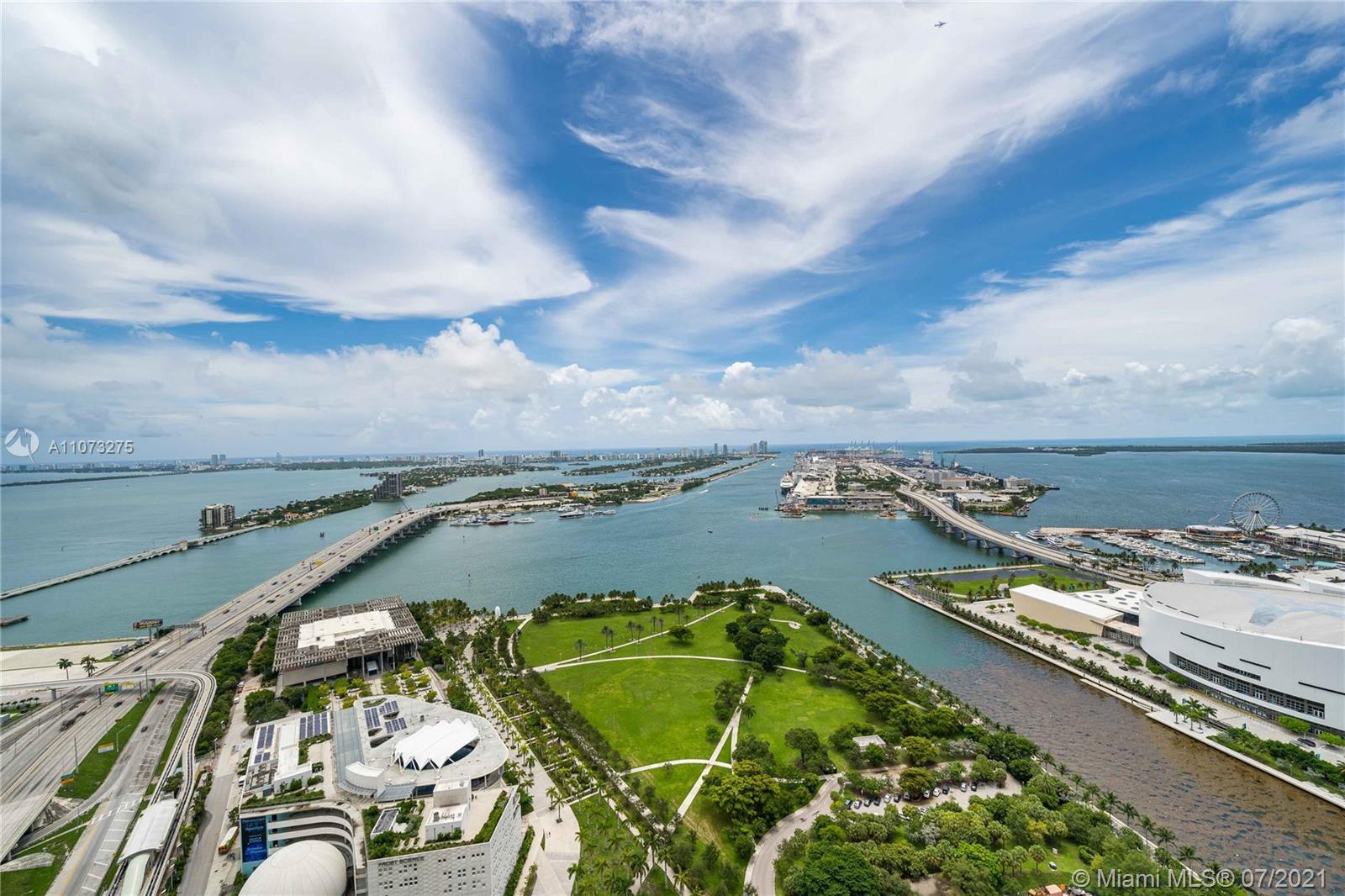 1040 Biscayne Blvd PH4202, Miami, FL 33132