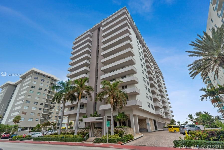 9225  Collins Ave #1109 For Sale A11076436, FL