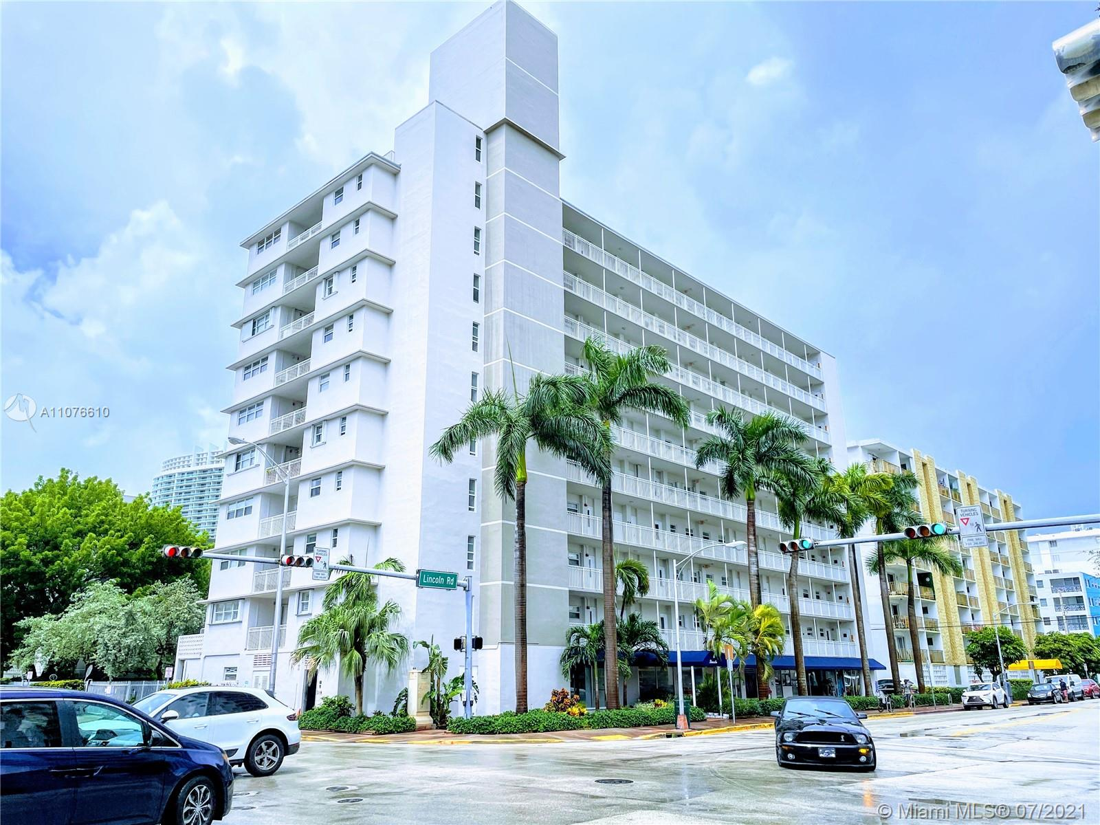 1300  Lincoln Rd #C203 For Sale A11076610, FL