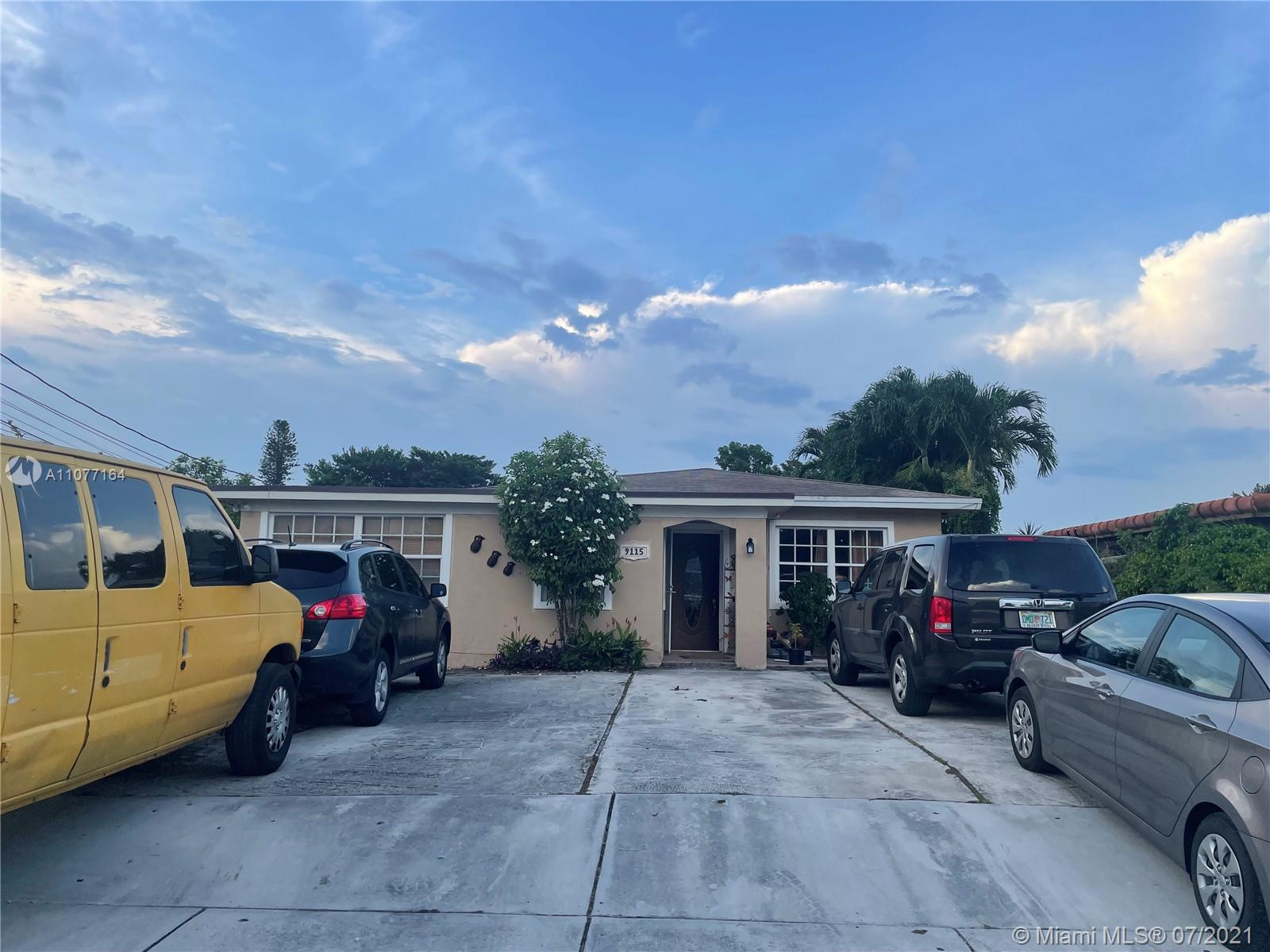 9115 SW 27th St  For Sale A11077164, FL