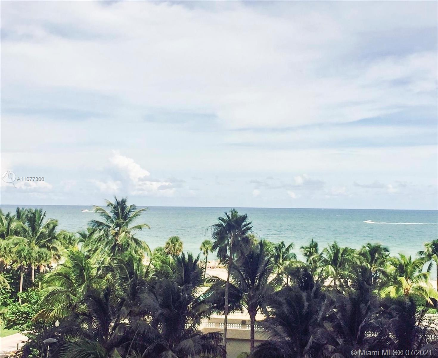 2899  Collins Ave #617 For Sale A11077300, FL