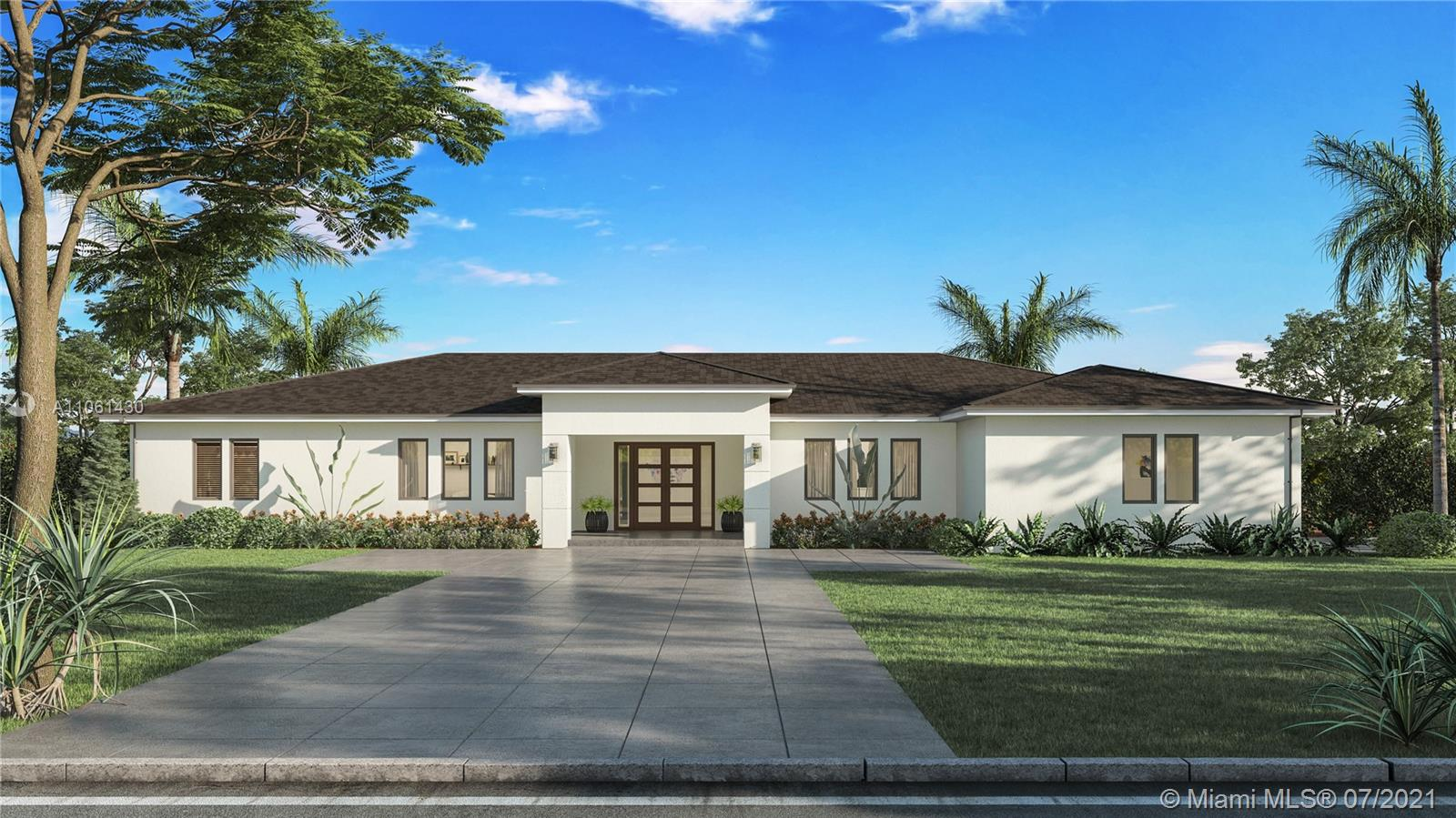7720 SW 130th St  For Sale A11061430, FL