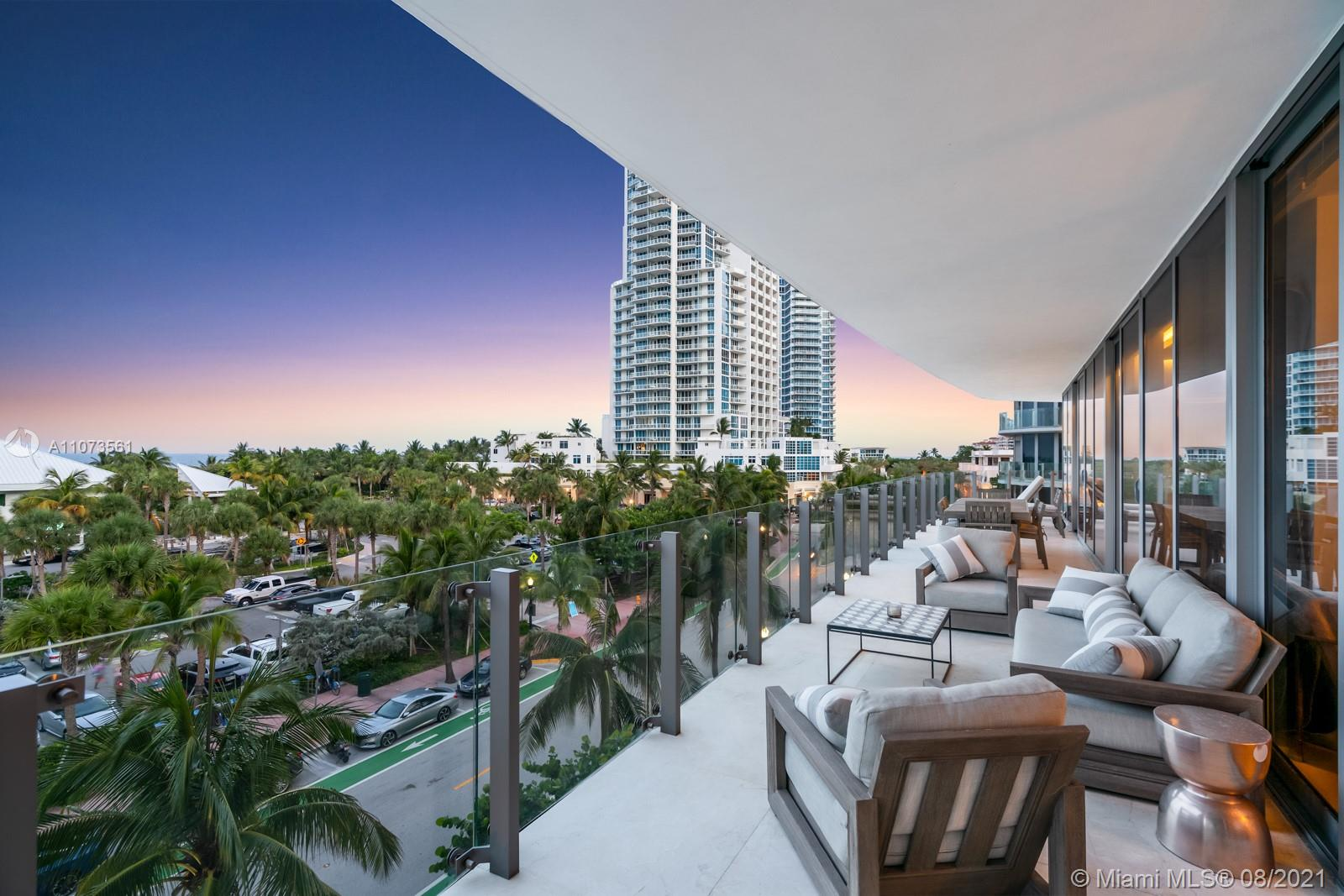 1  Collins Ave #407 For Sale A11073561, FL