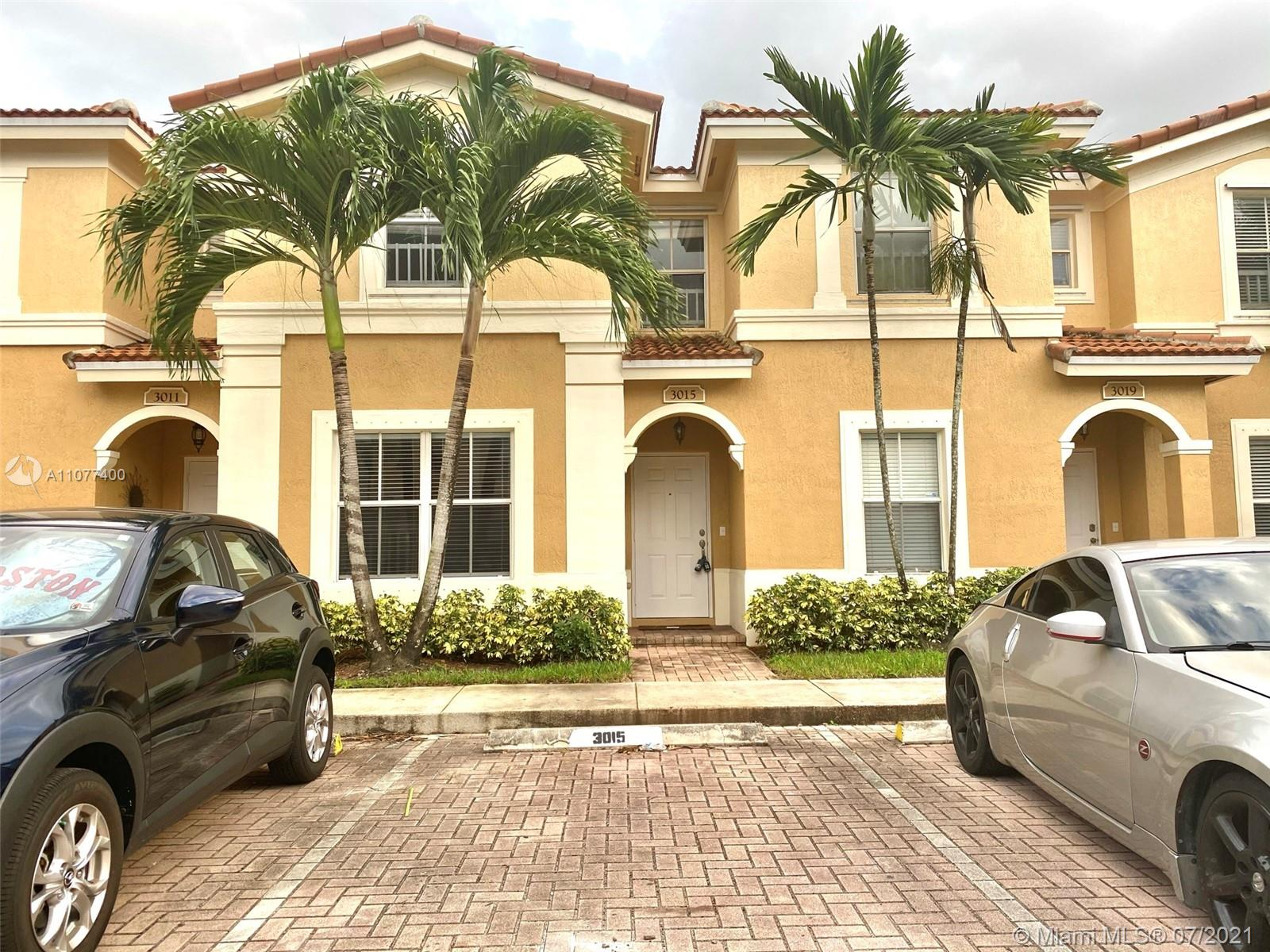 3015 SW 129th Ter #153 For Sale A11077400, FL