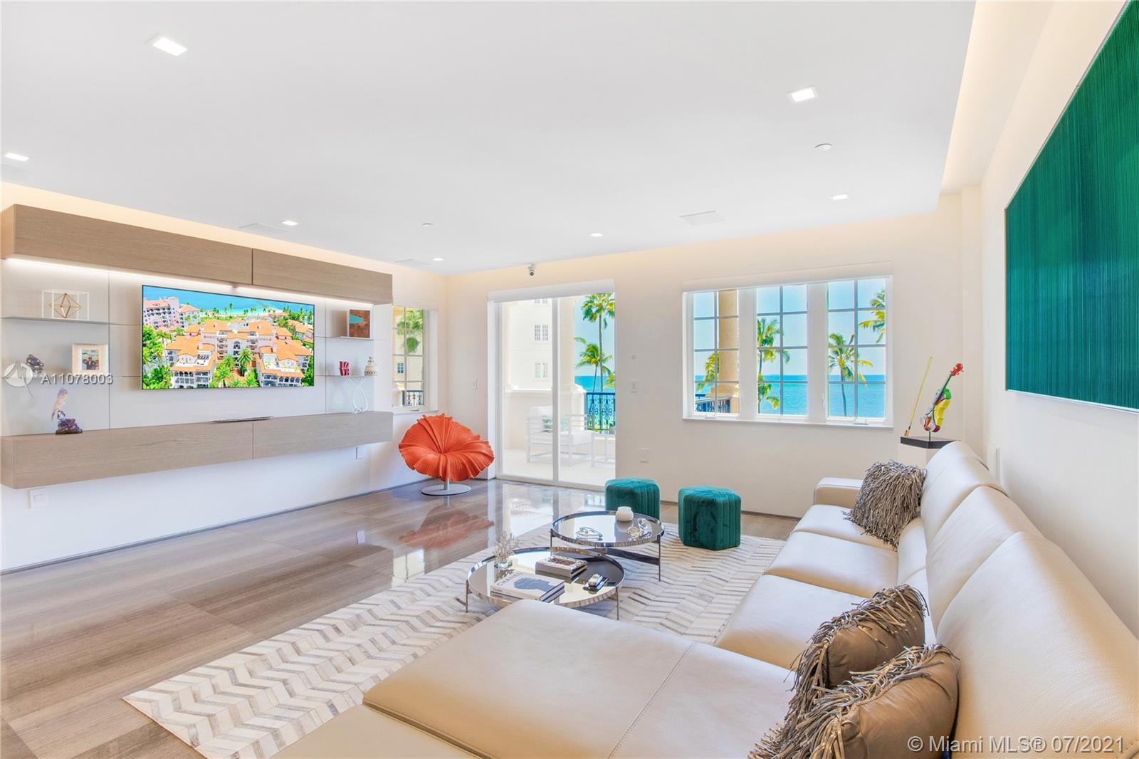 19233  Fisher Island Dr #19233 For Sale A11078003, FL