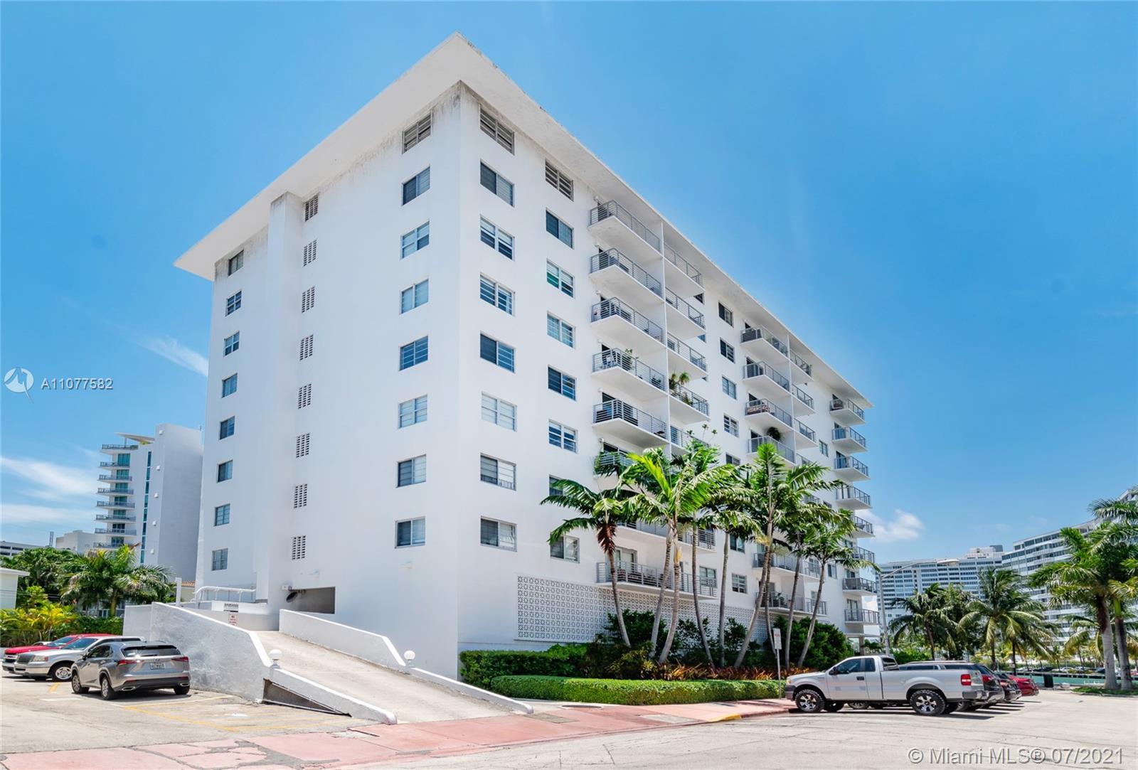 1450  Lincoln Rd #409 For Sale A11077582, FL