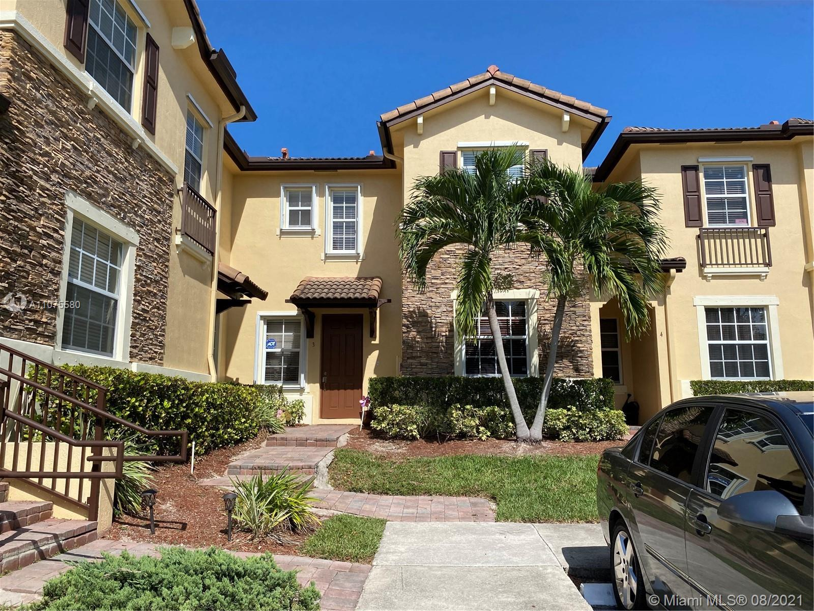 9163 SW 227th St #3 For Sale A11075580, FL