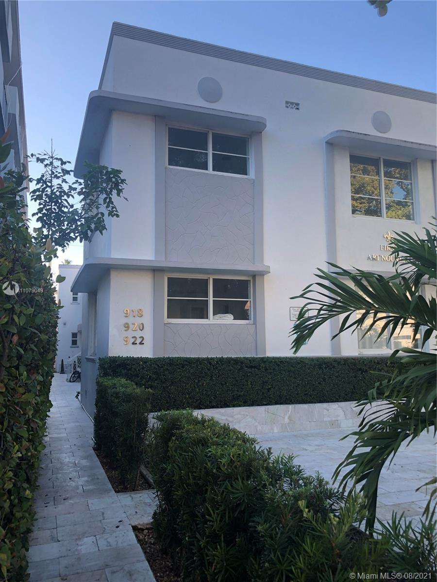 920  Jefferson Ave #4 For Sale A11079049, FL