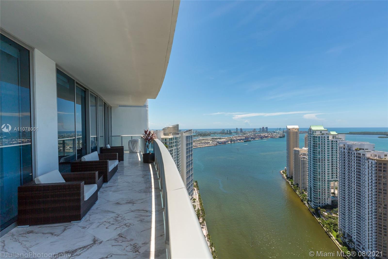 200 Biscayne Boulevard Way Unit 4808, Miami, Florida 33131