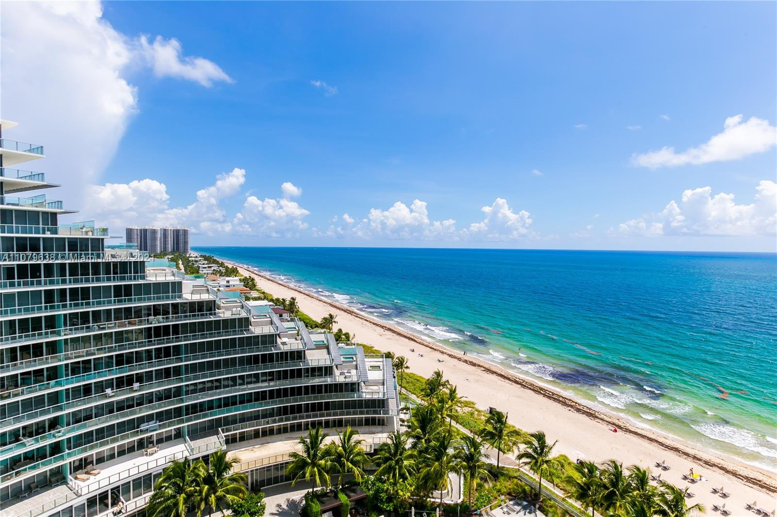 Spectacular Luxury ocean view Modern Turn Key Condo  unit in the Auberge.  Resting directly on 450 linear feet of pristine beachfront in Fort Lauderdale, Auberge Beach Residences & Spa showcase its unique architecture and design.  This stunning flow through unit offers both city and ocean views.  Full service condominium. Offered fully furnished by Interiors by Steven G. Barely lived in, like new. A Must see unit!!! (One Exclusive right to use storage unit)