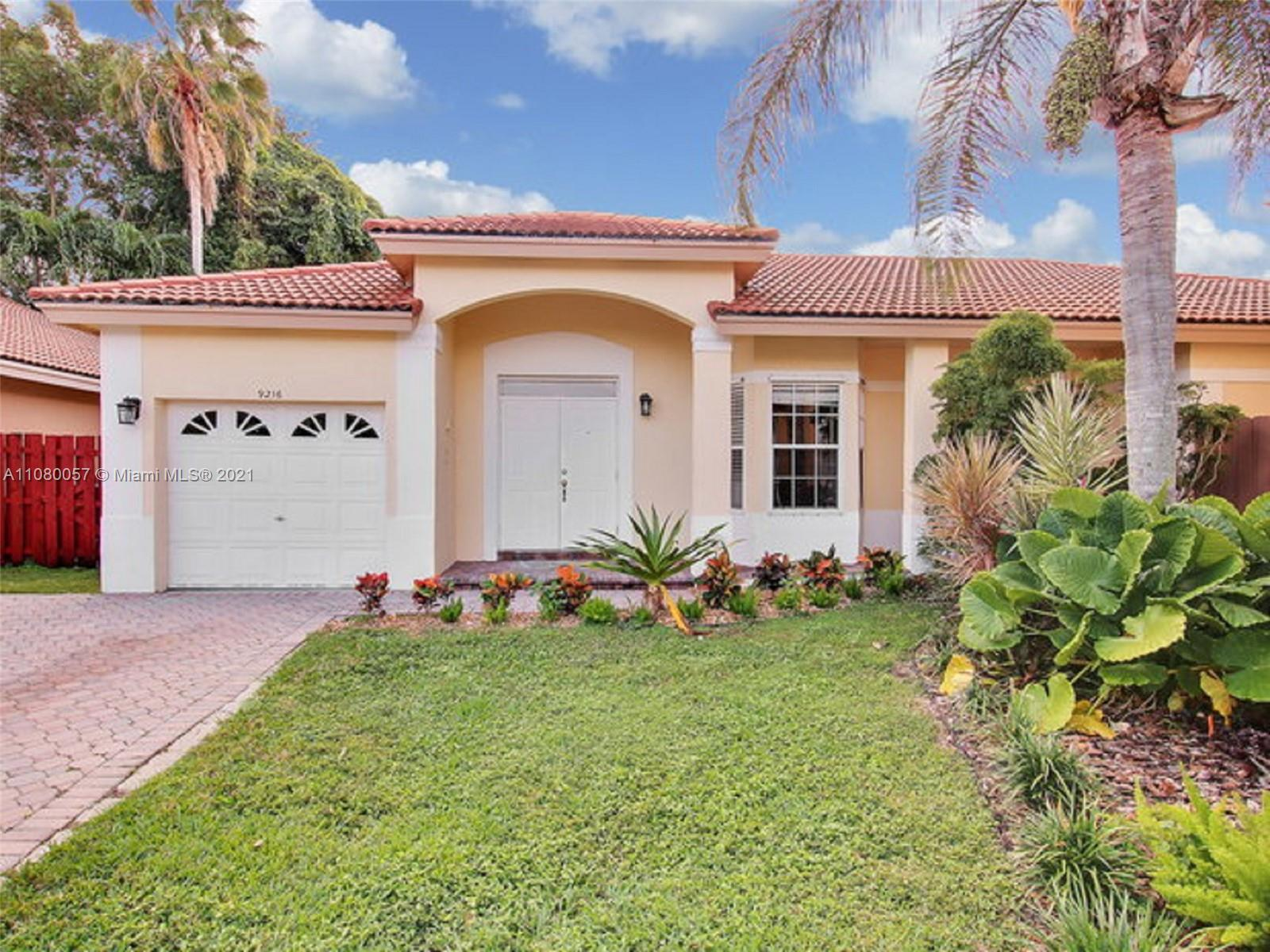 9216 SW 213th Ln  For Sale A11080057, FL