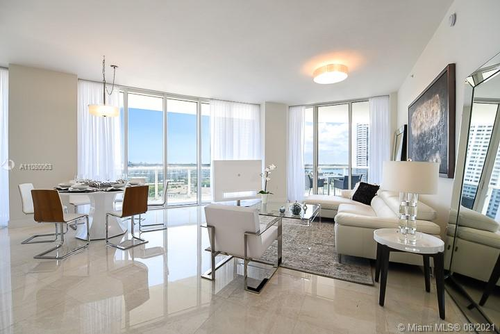 LIVE IN THIS AMAZING 3 BEDROOM, 3 BATHROOM UNIT IN THE NEWEST DEVELOPMENT IN WILLIAMS ISLAND !!! 2235 SQ.FT LIVING AREA PLUS 523 SQ.FT WRAP AROUND TERRACE. EXQUISITE BOTTICINO MARBLE FLOORS THROUGHOUT - TOP OF THE LINE APPLIANCES SUBZERO AND MIELE - ENJOY ALL THE WILLIAMS ISLAND AMENITIES, BEST SPA AND GYM IN AVENTURA !!!, TENNIS COURTS, RESTAURANT AND MUCH MORE !!! EASY TO SHOW !!