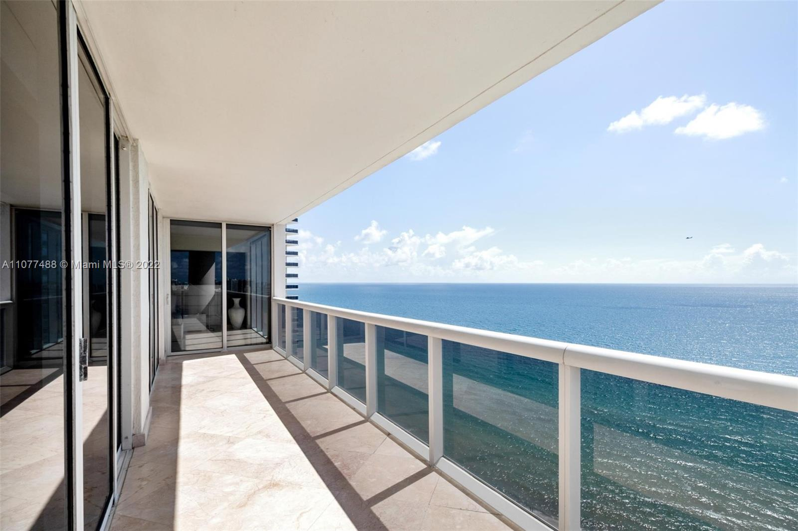 Coveted SE corner with unobstructed direct ocean views that extend all the way to Golden Beach, Sunny Isles and more, best views in all of Beach Club with a long list of luxurious upgrades from this spectacular Residence designed with elegant and timeless finishings, Marble floors and kitchen and Bath remodeled, new appliances, electrical blinds. Enormous wrap around terrace,  5-Star resort-like amenities, full-time concierge and security, 24-hour valet, 5 ocean front pools, hot tup, and a 50,000 SF fitness center and spa.  Beach front restaurant.