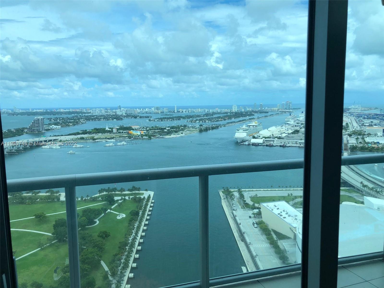 888 Biscayne Blvd 4309, Miami, FL 33132
