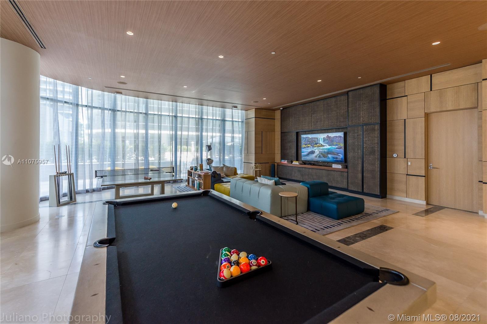 Entertainment Room- Billiard