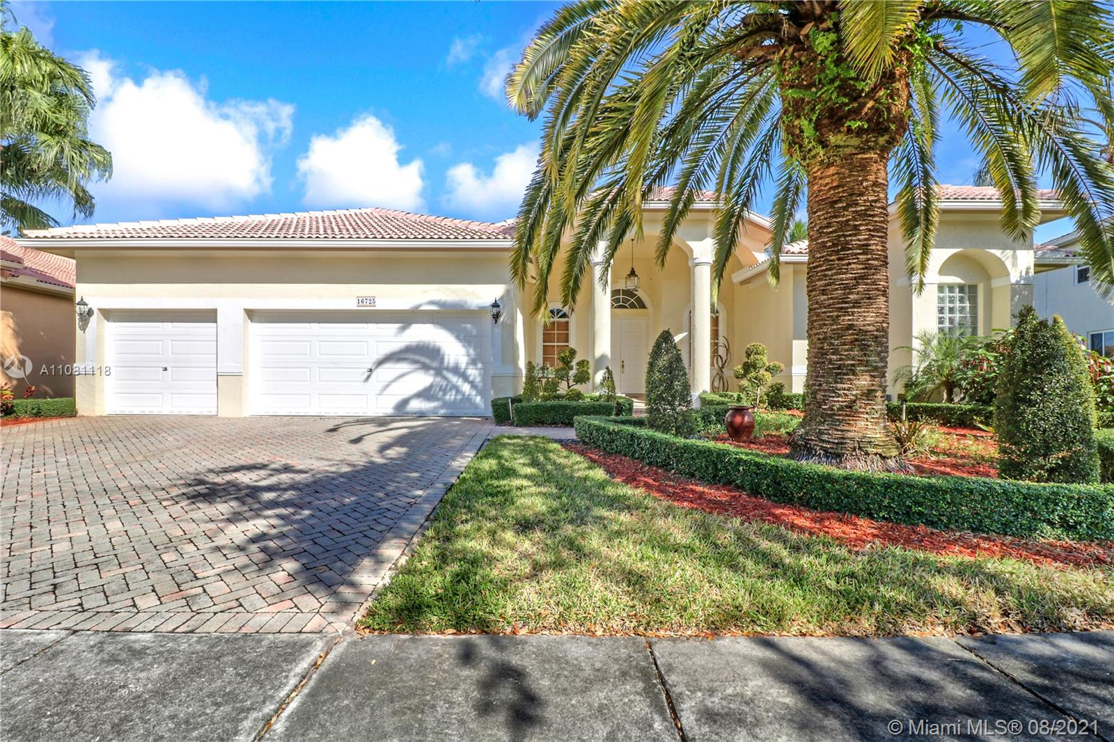 16725 NW 20th St  For Sale A11081118, FL