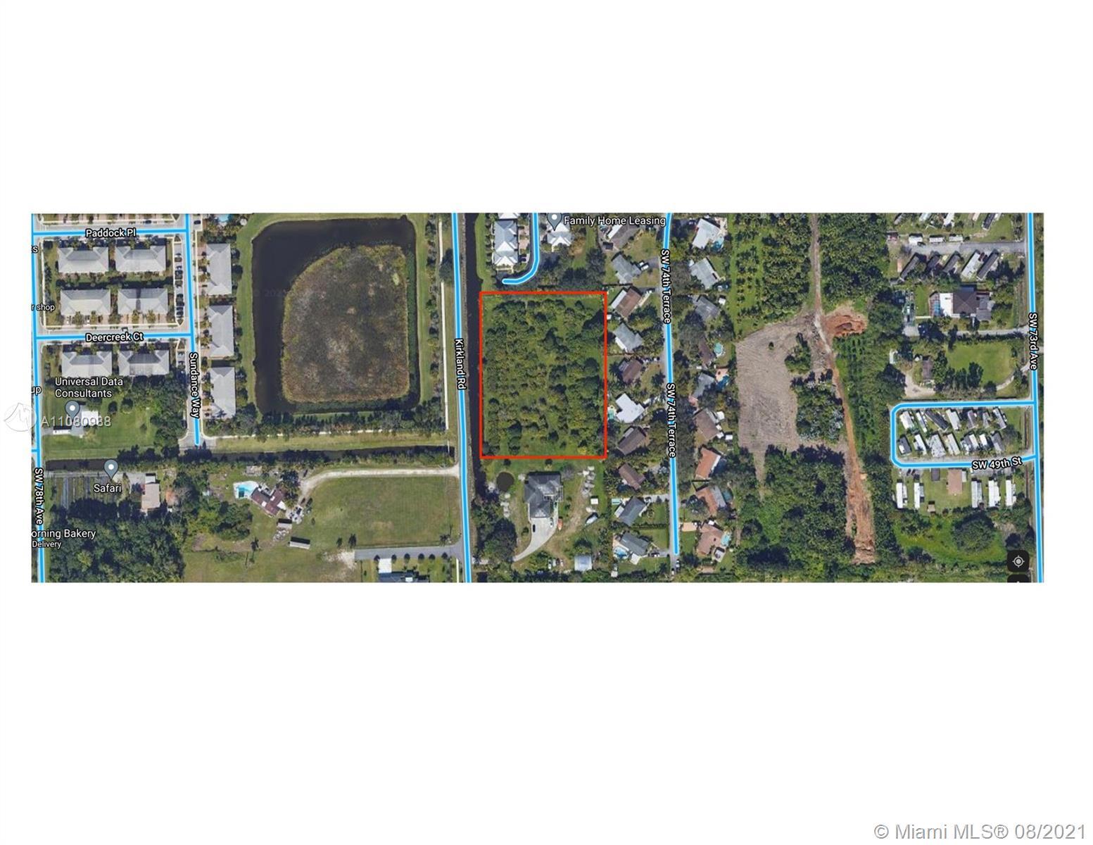 76 SW Ave, Davie, Florida 33328