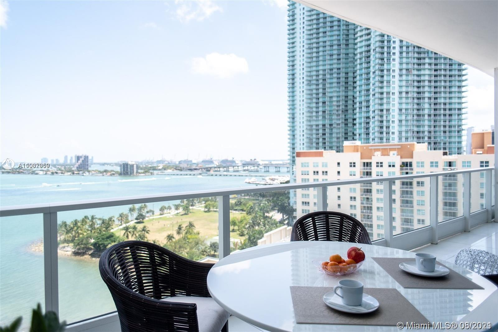 2020 N Bayshore Dr 1607, Miami, FL 33137