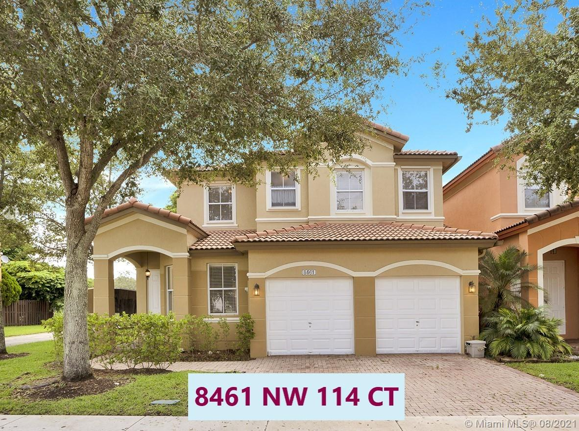 8461 NW 114th Ct  For Sale A11082861, FL