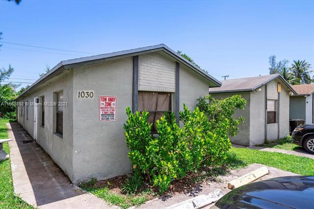 1030 NW 6th Ave  For Sale A11083888, FL