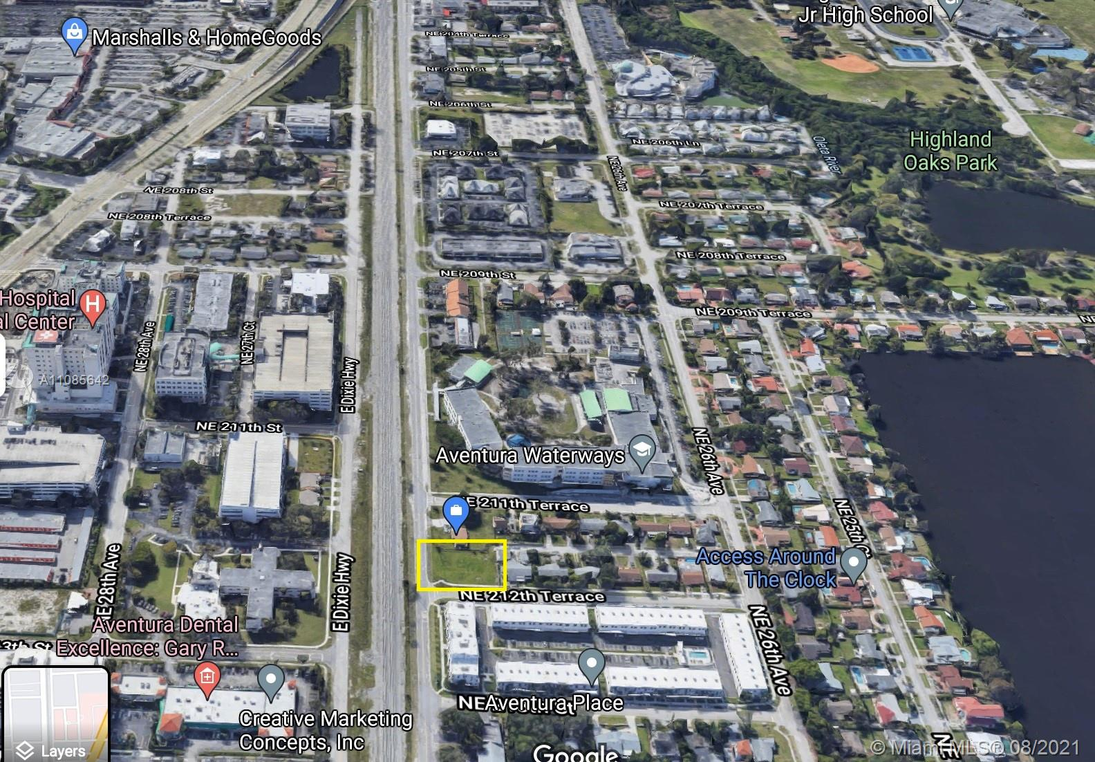 W dixie hwy  For Sale A11085642, FL