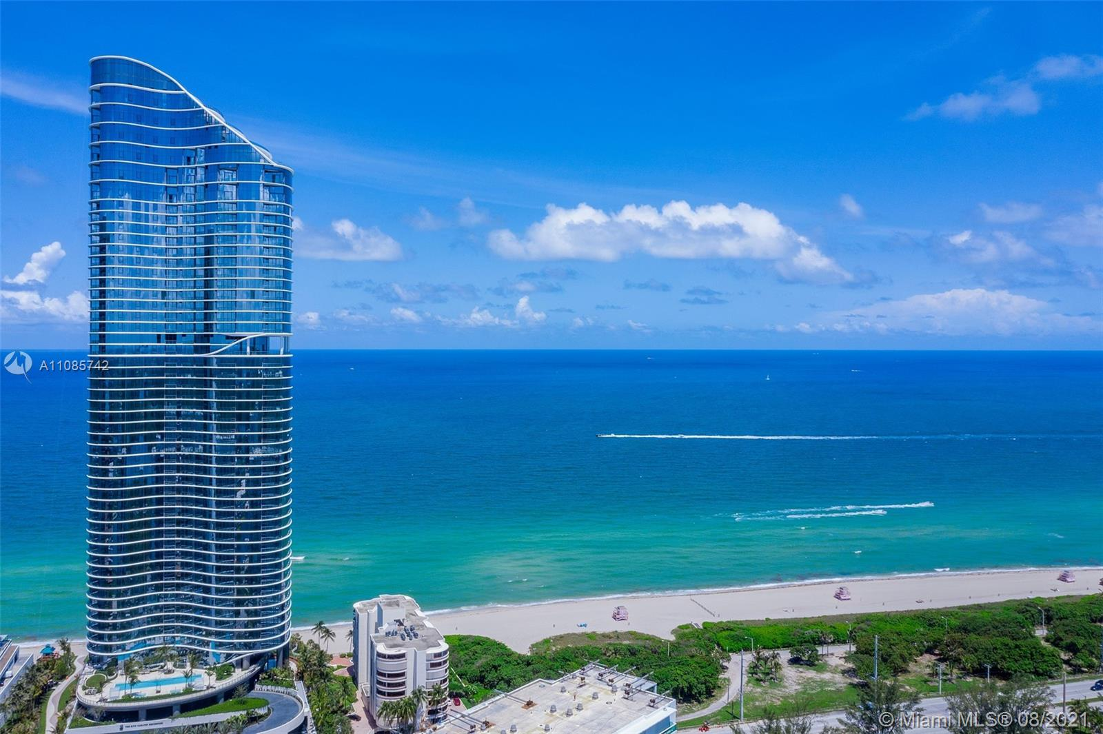 Ritz Carlton...4Bdrm /5.5 Bth where design and excellence meet, nearly 10ft of glass separate you from infinite panoramic views that make you feel you are floating in the sky. Expansive views from every bedroom. No detail spared, with finest Italian finishes, Snaidero kitchen & Gaggenau appliances. This is Ritz Carlton at its best, with unparalleled services, and a club level on the 33rd floor that you will never want to leave from... come and see!!!