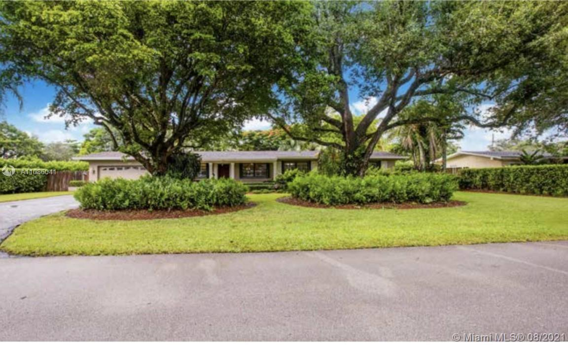 Just hitting the market, This 3/2, two car garage, large patio and pool area, Pinecrest  home is located on a builders half acre. The adjusted square feet of this home is 1,780. Kitchen has granite countertops and stainless steel appliances. The living room, dining room and den have stranded bamboo floors. The backyard is completely private with wooden fencing and a high clusia hedge.High ranked schools are Howard Drive Elementary, Palmetto  middle and high schools. Conveniently located within minutes are Trader Joes, Whole Foods, Fresh Market, Milam's, Aldi's, Publix, Home Depot, The Falls shopping center, Dadeland shopping center, and several parks.