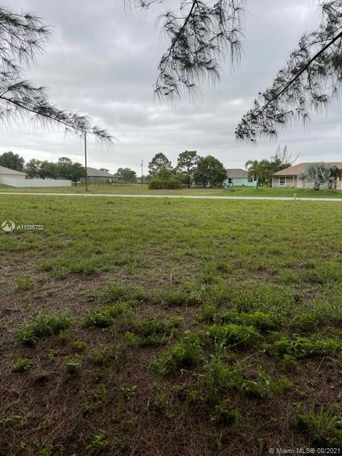 Great Vacant lot with a canal. Very close to public boat ramp, clean lot. Canal Width 81-120