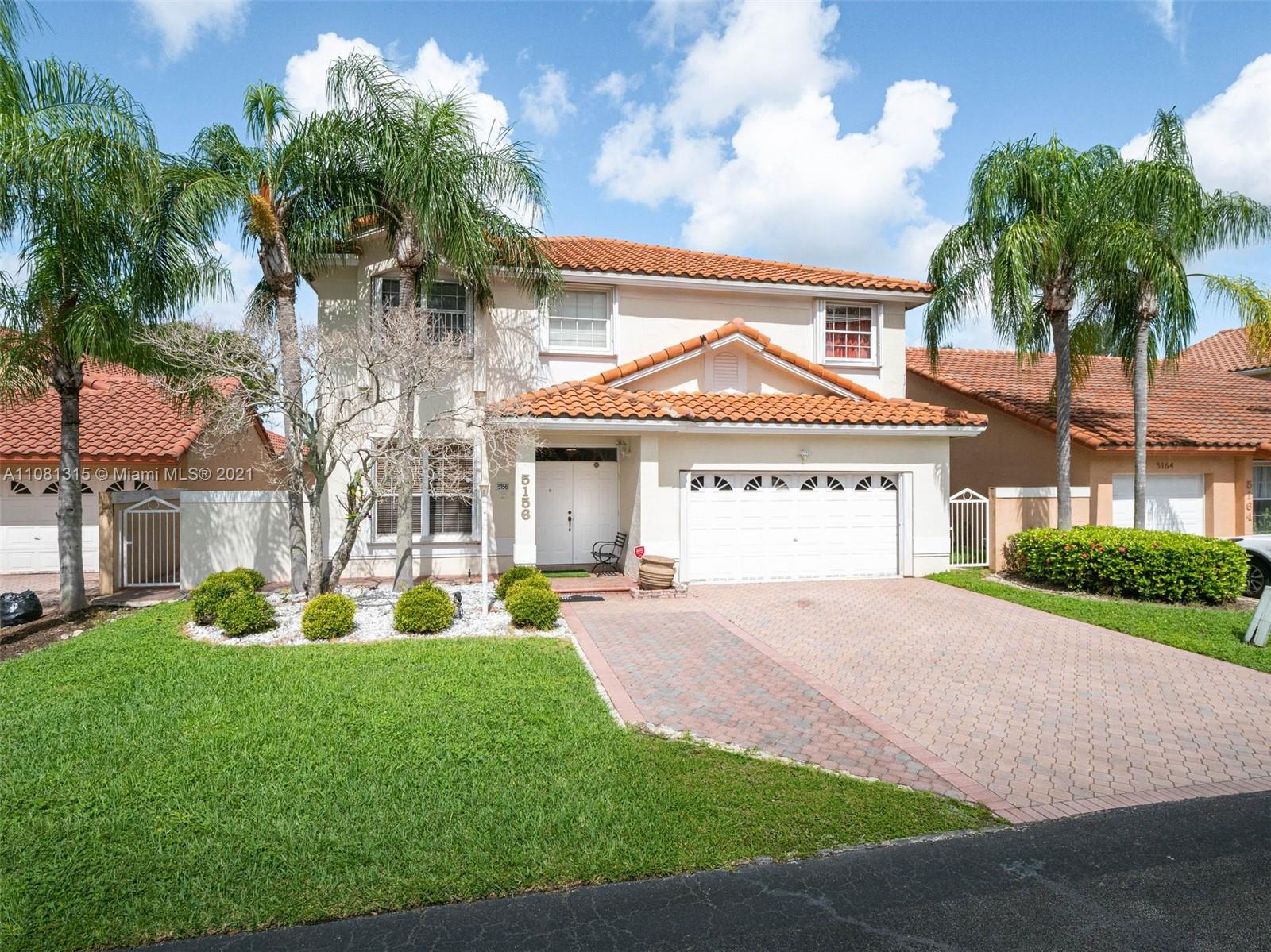 5156 NW 106th Ave  For Sale A11081315, FL