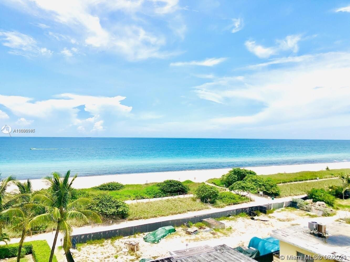 9195  Collins Ave #704 For Sale A11086945, FL