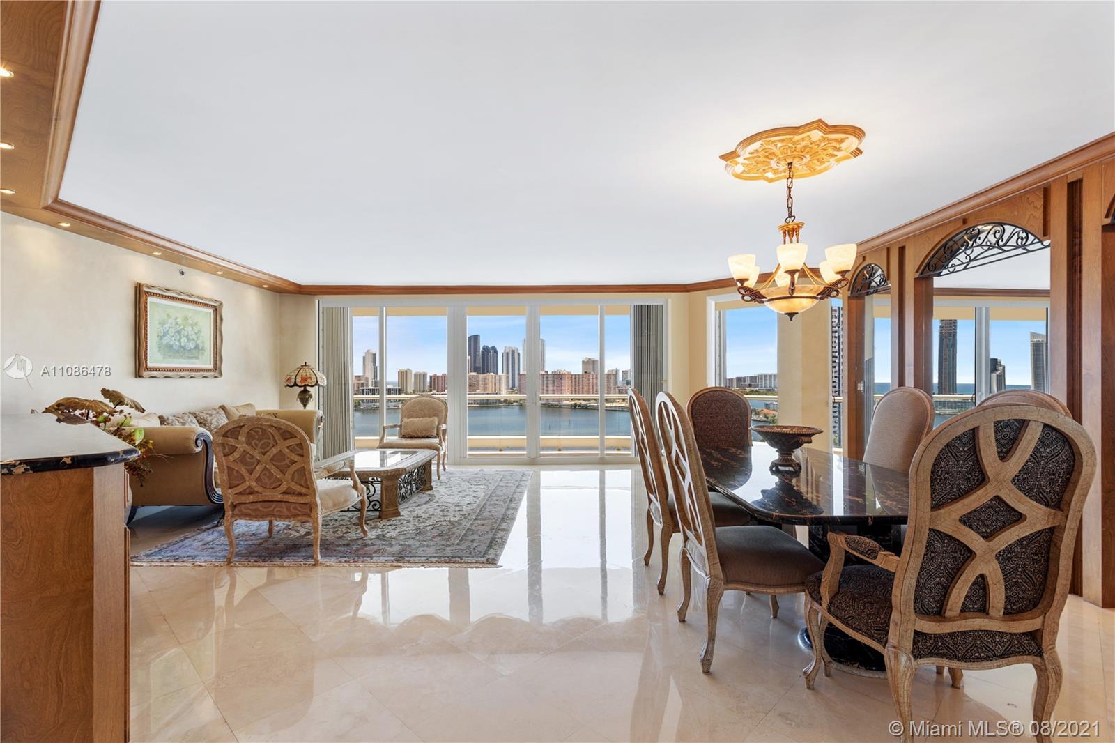 7000  Island Blvd #1901 For Sale A11086478, FL