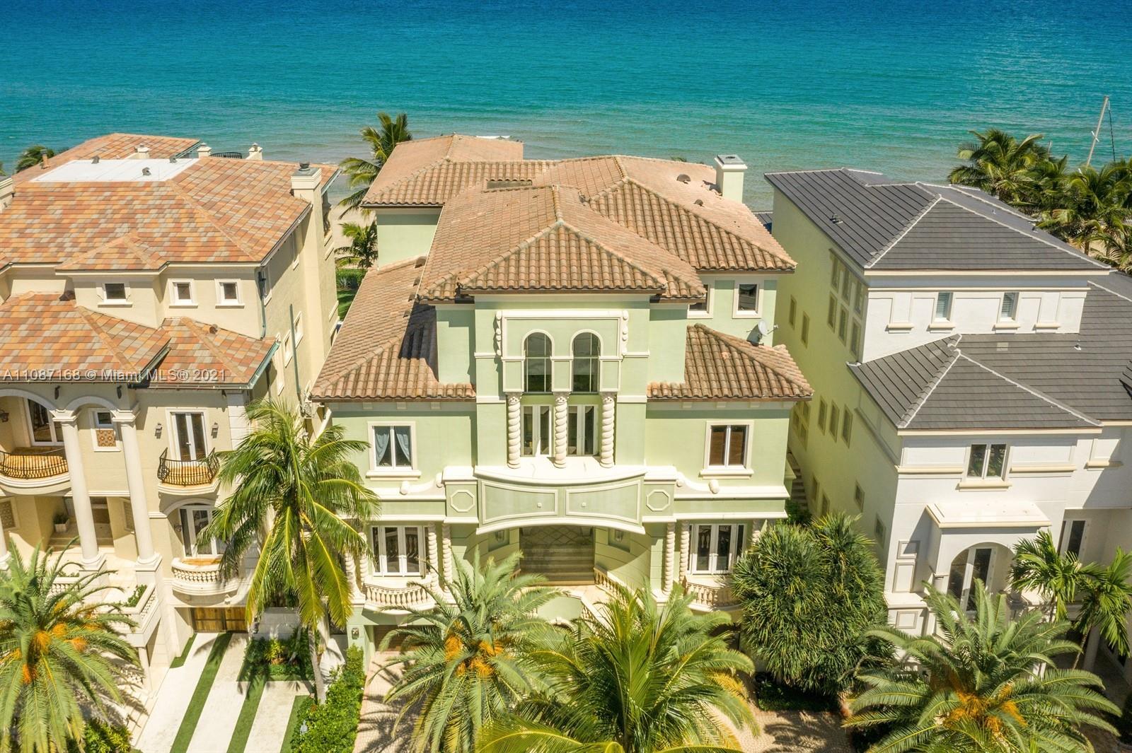 9 Ocean Pl, Highland Beach, Florida 33487