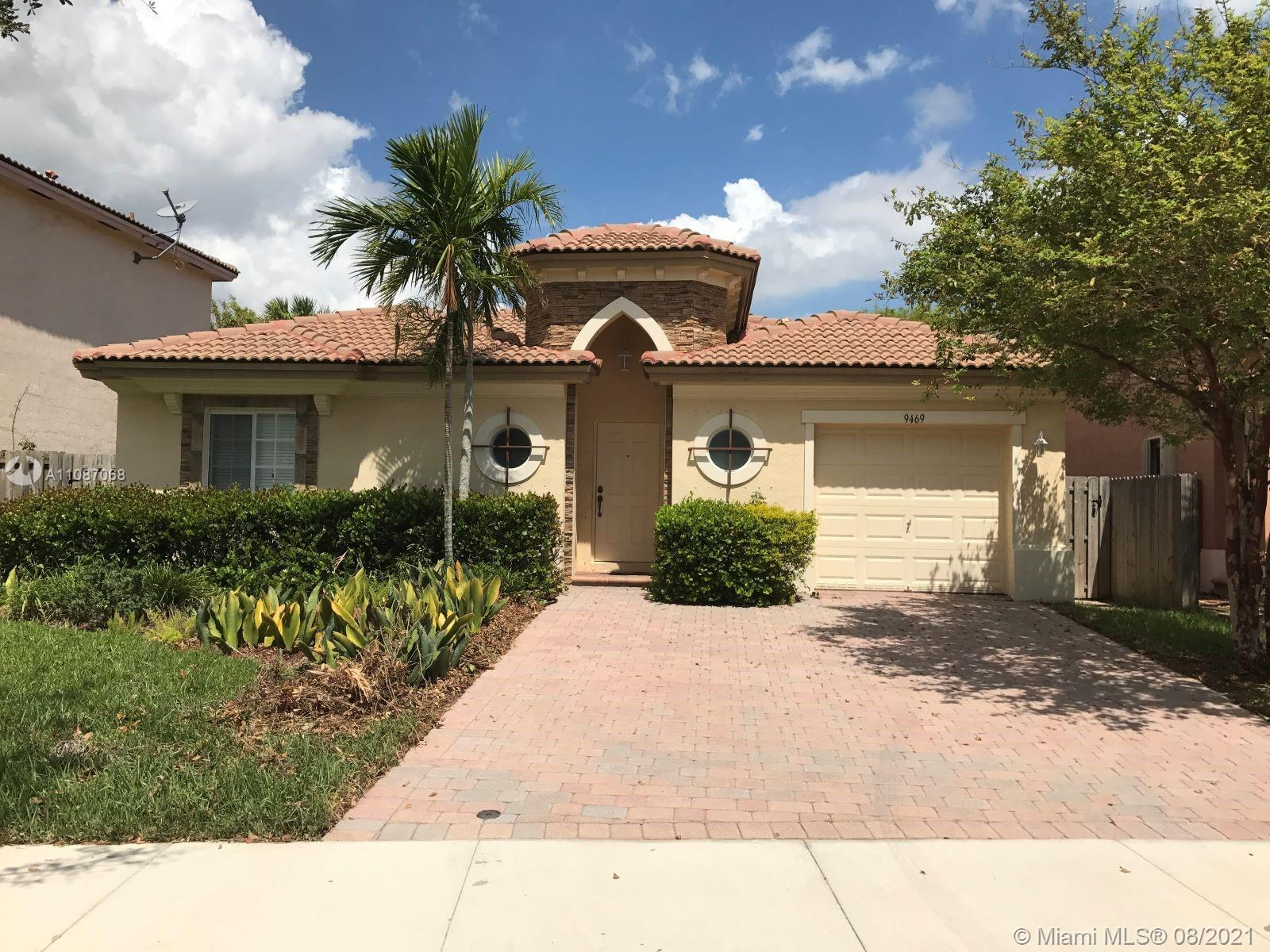 9469 SW 224th Ter  For Sale A11087068, FL