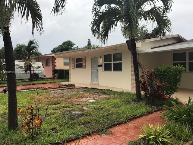 Duplex is conveniently located near  shopping and restaurants, short drive to Aventura mall and the beach . 2 water and 2 electric meters , property has convenient setting with tenants having  each privet entrance and privet fenced  back yard . easy operation for investors and perfect for buyer  to leave in one side and rent the other ,freshly painted inside and outside ,washer and dryer hookup in each unit . impact windows , newer roof , new appliances  . duplex is tenant occupied  with new leases , please drive by only !  do your research first and call for questions . showing  only with accepted  offers .