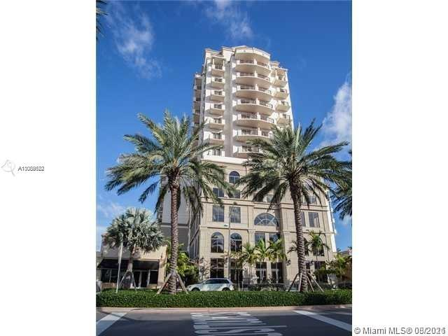 TENANT OCCUPIED UNTIL THE FIRST WEEK OF SEPTEMBER! CALL OR TEXT LISTING AGENT FOR APPOINTMENTS! Elegant building in downtown Coral Gables. Walking distance to restaurants/night life & Gables Trolley. Doorman 24hrs, 11ft ceiling, S.S. appliances, washer/dryer in unit, wine cooler, private elevator opens to private foyer & 2 assigned parking spaces. Marble floors in kitchen, living, bathrooms & 1 bedroom. Carpet in 2 bedrooms. North City & West views. NO PETS! Tenant Occupied! Please DO NOT Disturb the Tenant!