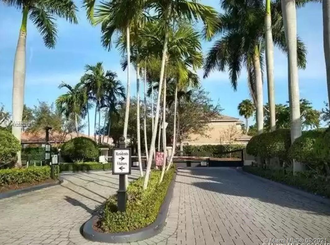 Beautiful 3/2 home in the gated community of Casa De Campo. Very close to many stores, shopping plazas & restaurants. Nice paved and grass backyard. Front lawn is cut and managed by the HOA included. For showings please contact listing Agent. Home is ready to move in, just bring your personal belongings and call this home!