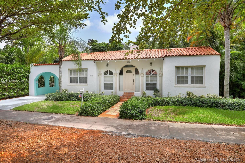 823  Cortez St  For Sale A11087499, FL