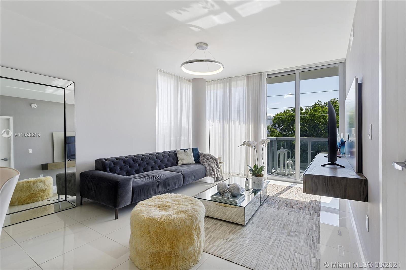 SHOWING ONLY MONDAYS from 1pm-2pm.NO AIRBNB/NO SHORT TERM.TENANT til JUN 2022. 2BEDS/2BATHS Unit comes with 1 Assigned Marina Slip of  24' ft. in a boutique building of only 8 floors and 57 residences. Kitchen with European -style cabinetry, polished granite counter tops, marble floors & jacuzzi in bathrooms, White ceramic floors thru-out the apartment. Views towards the Street. Gorgeous views From the Rooftop pool towards bay and sunsets. Gym & Marina. Bal Harbor island is surrounded by Biscayne Bay, Indian Creek, Town of Surfside, and Bal Harbor. Walking Distance to Beach, restaurants and to the renowned Bal Harbor Shops. Best Public schools: Ruth K. B., Harbor K-8, Nautilus Middle School, Miami Beach Senior High School. Unit faces Skyline & Street.