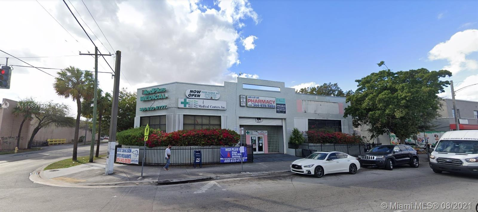 3500 NW 17th Ave  For Sale A11089728, FL