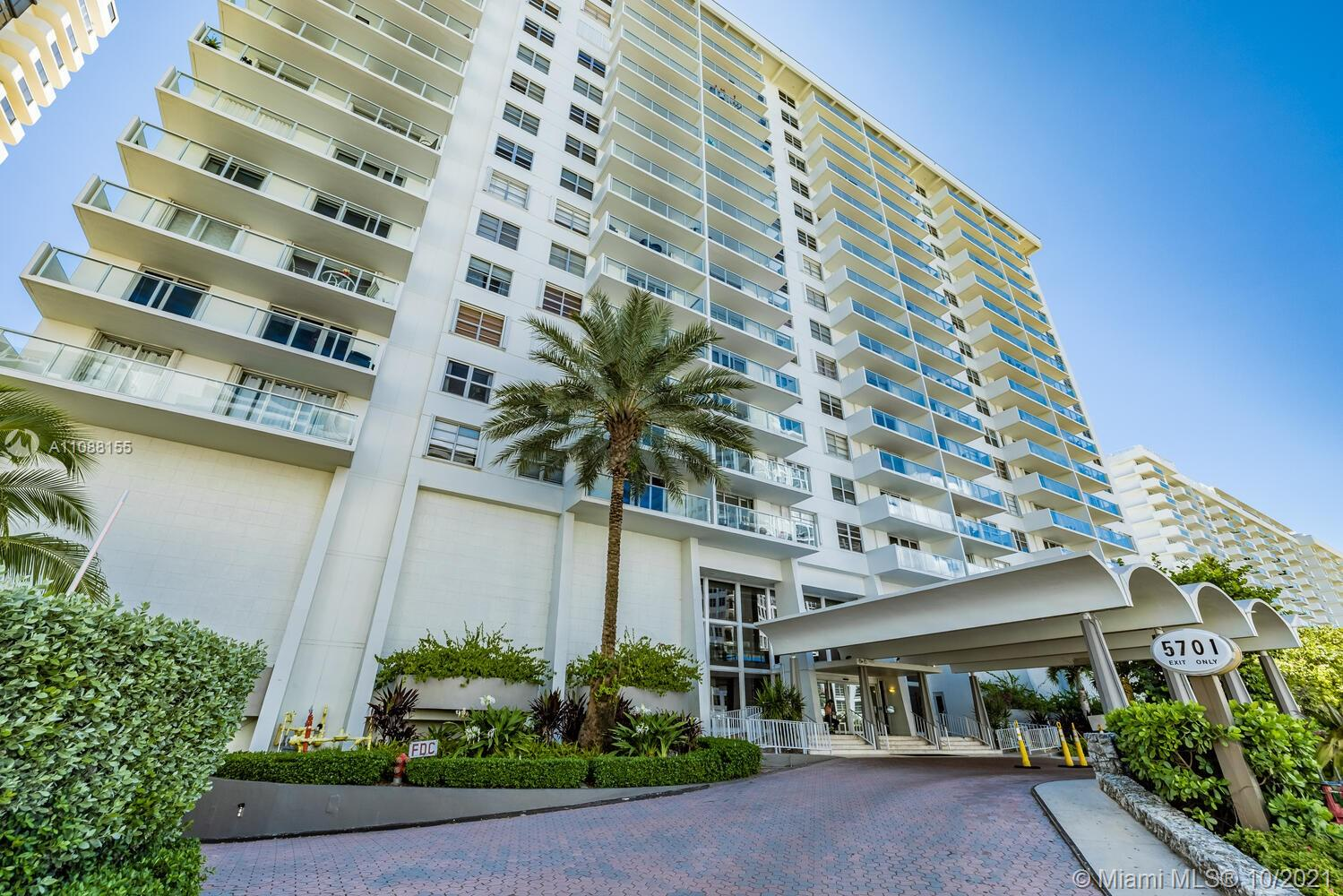 5701  Collins Ave #307 For Sale A11088155, FL