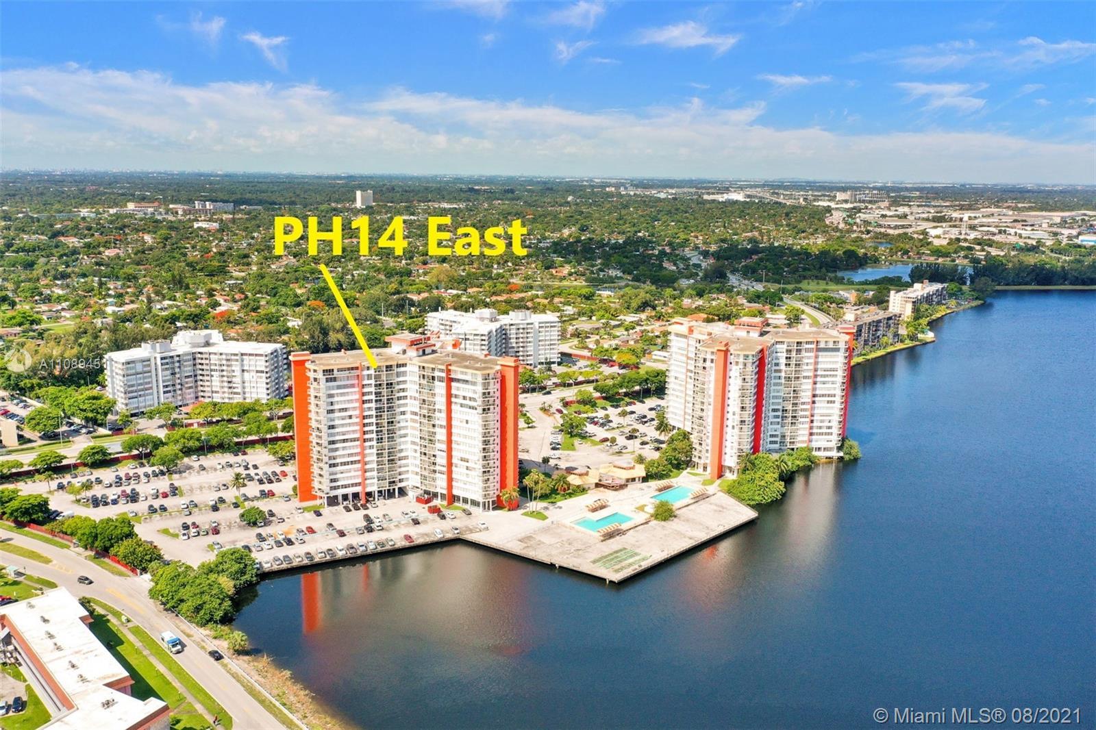 1351 NE Miami Gardens Dr #PH14E For Sale A11089451, FL