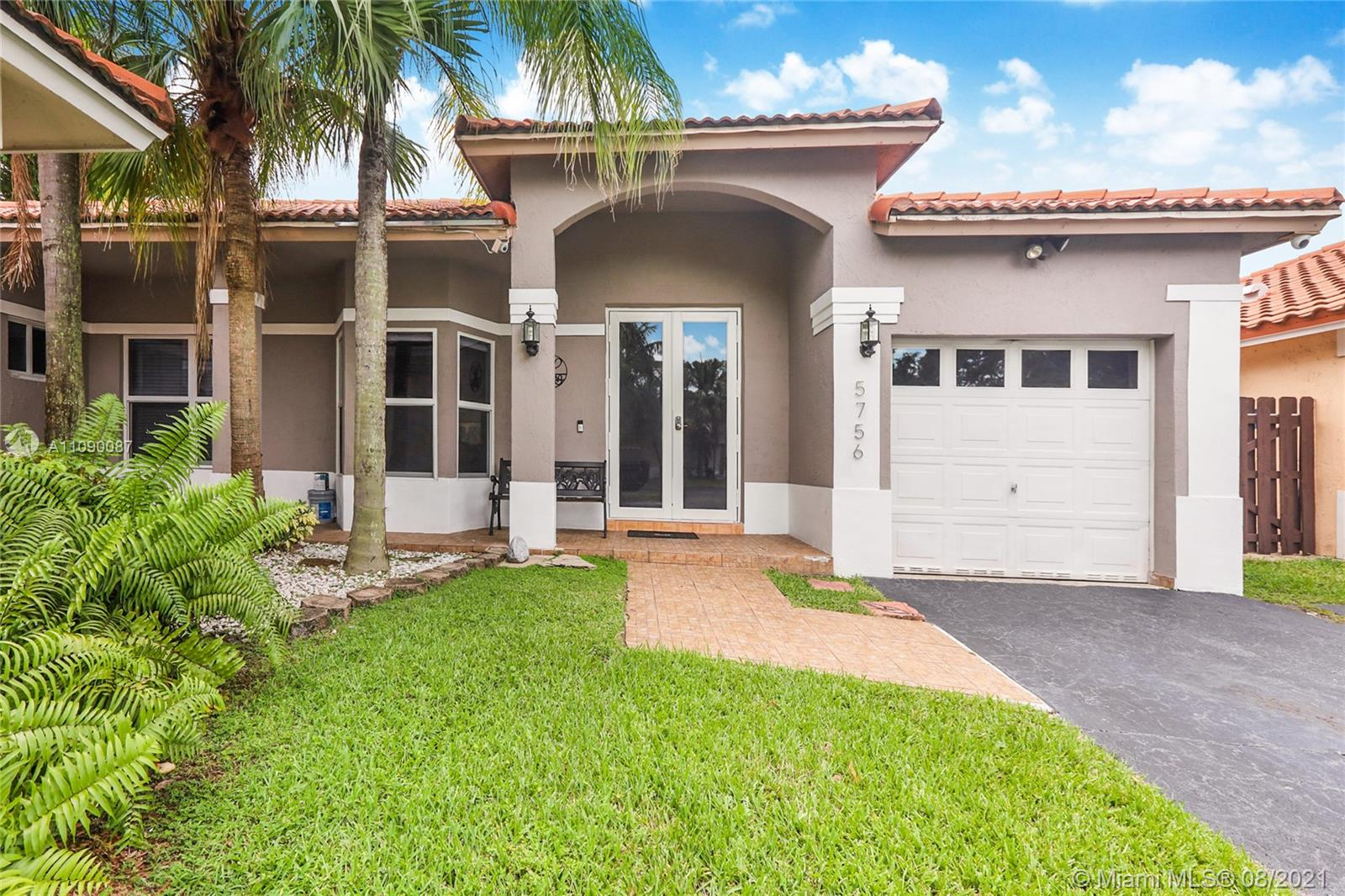 5756 NW 97th Pl  For Sale A11090087, FL