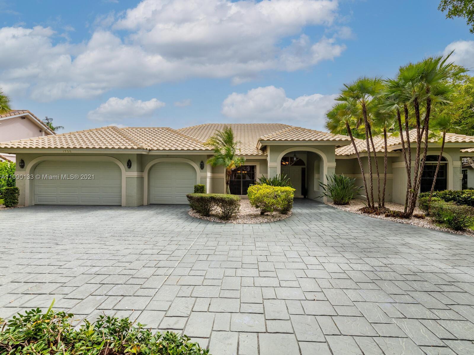 1705 Vestal Dr, Coral Springs, Florida 33071