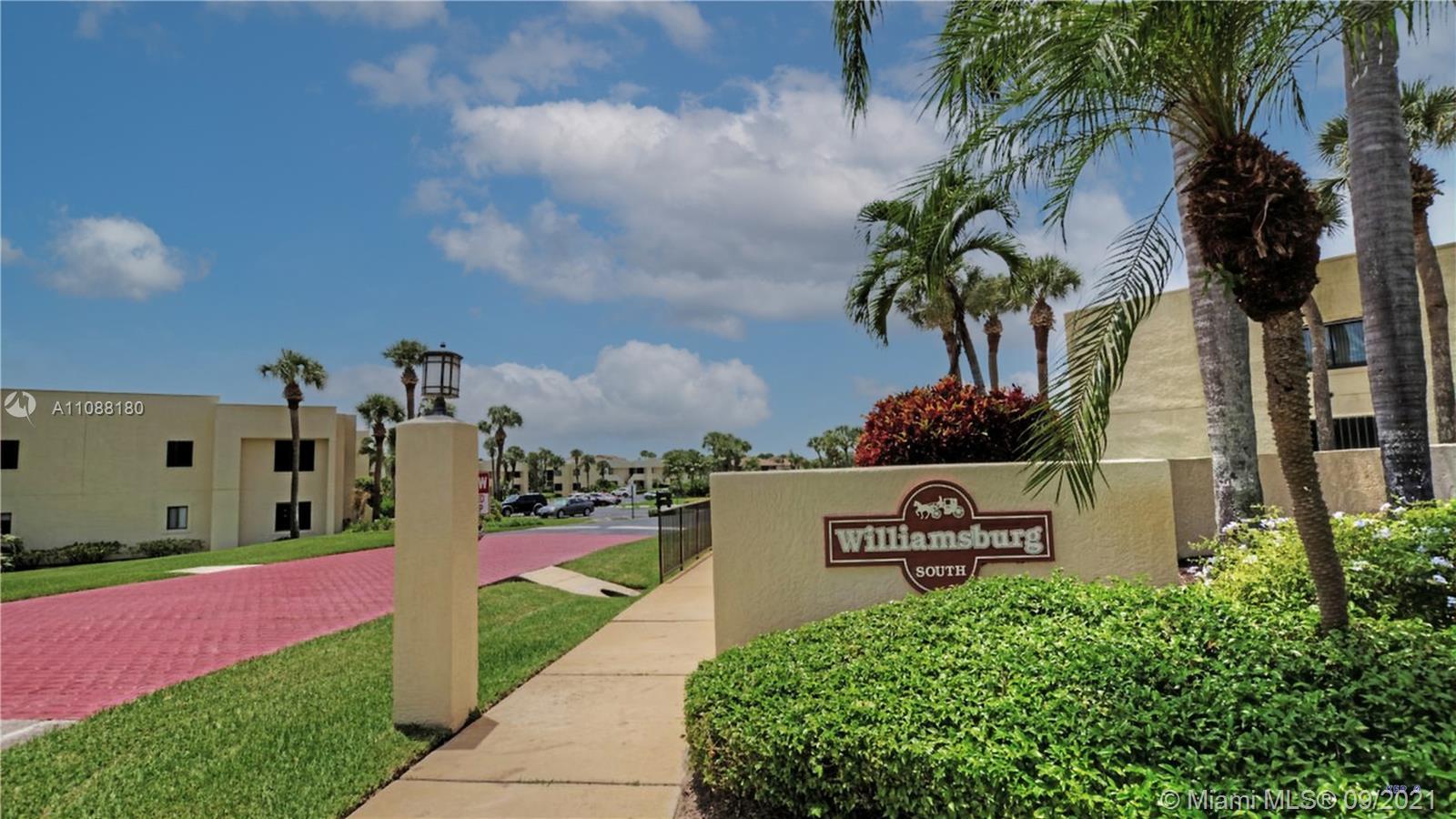6503 Williamsburg Dr Unit 105, Hobe Sound, Florida 33455
