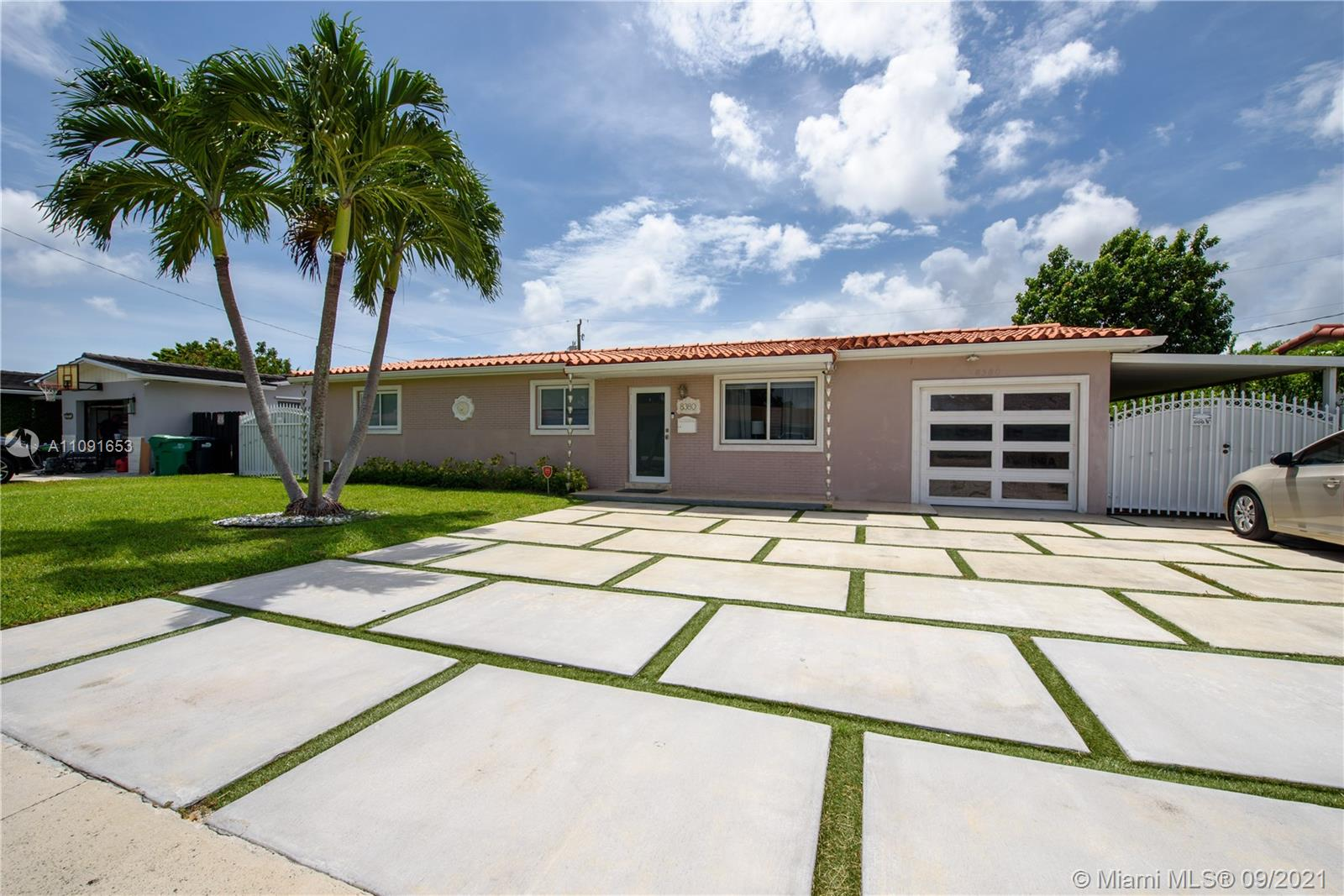 8380 SW 41st Ter  For Sale A11091653, FL