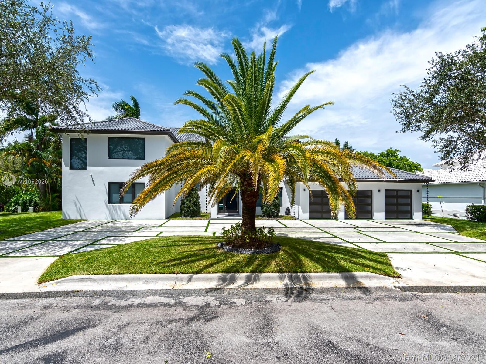 Most incredible attention to detail, the house underwent a complete remodel sparing no expense all top of the line finishes. This oasis is nestled in the heart of the city of Doral in the middle of the most prestigious golf courses in south Florida Trump National Doral. This is a must see.