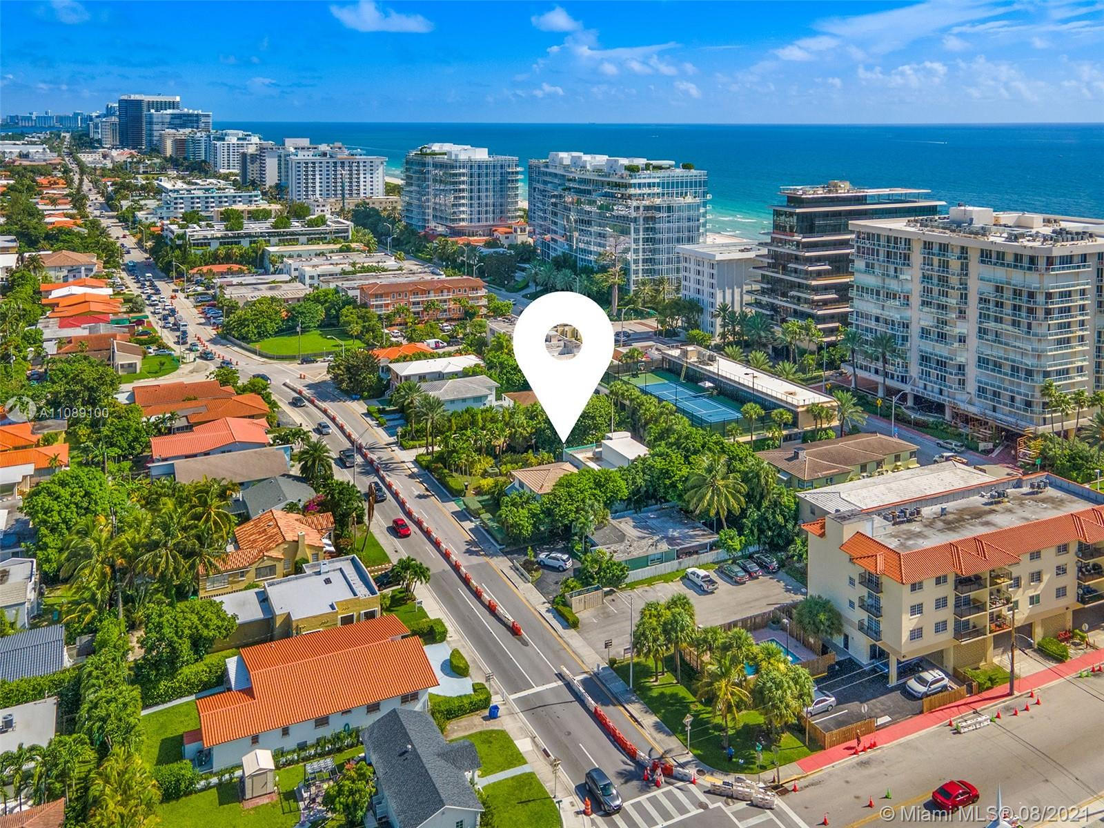 8927  Harding Ave  For Sale A11089100, FL